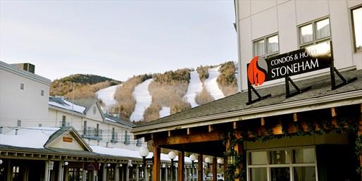 $69 -- Quebec: Stoneham Getaway through Ski Season