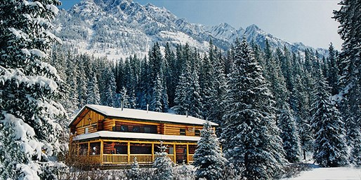 Travelzoo Deal: $225 -- Alberta Backcountry Getaway w/3 Meals, Reg. $340