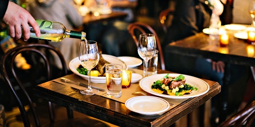 $65 -- Ken & Cook: Dinner for 2 w/Wine in Nolita, Reg. $135