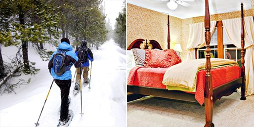 Travelzoo Deal: $99 -- Lakefront New Hampshire B&B Retreat, 45% Off
