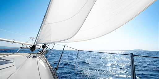 3-Hour Semi-Private Charter or Fireworks Sail, Save 60%