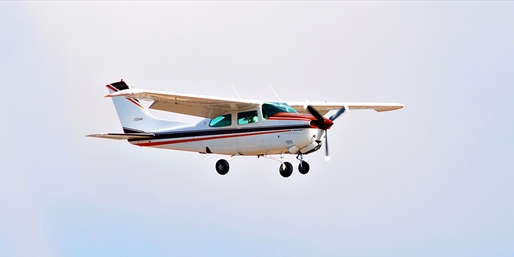 $99 -- 2-Hour Private Flight Lesson for 1, Reg. $235