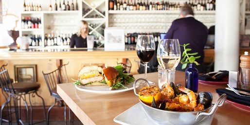 Abbot Kinney: Dinner or Lunch for 2 at Primitivo, 45% Off