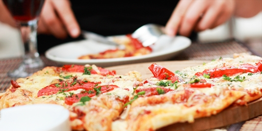 $29 -- Local Gem Pasquini's: Italian Dinner for 2, Reg. $52