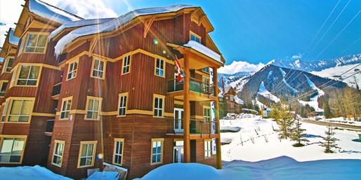 $199 -- B.C. Rockies: 2-Night Retreat w/Spa Credit, Half Off