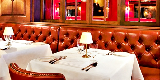 $55 -- Tortoise Club: Dinner for 2 at an 'Instant Classic'