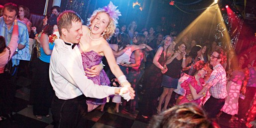 $30 -- Interactive 'Awesome '80s Prom' Show in NYC, Reg. $56