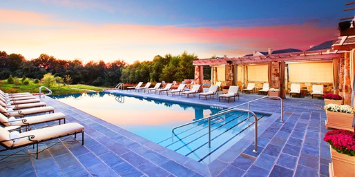 $129 -- Salamander Resort: Luxe Spa & Pool Day w/Massage