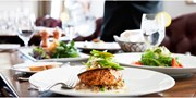 $79 -- Grille at Morrison House: 4-Course Chef's Menu for 2