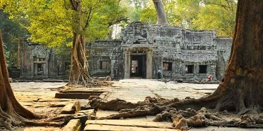 ab 1895 € -- 21-tägige Rundreise durch Vietnam & Kambodscha