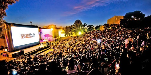 $14 -- Outdoor Movies, Food Trucks & Music: Tickets for Two