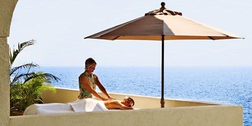 ¥609 -- 5.8折 夏威夷大岛喜来登酒店Spa单人50分钟按摩+盐疗 另有双人套餐