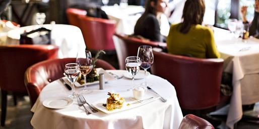 $49 -- Member-Fave Italian Dinner for 2 w/Wine, Reg. $110