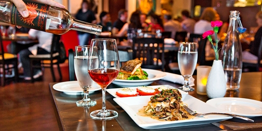 $39 -- Solo: Top-Rated Italian Dinner for 2, Reg. $90
