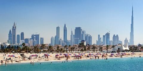 £468pp -- Dubai Deluxe 3-Nt Escape w/Flights, Save 22%