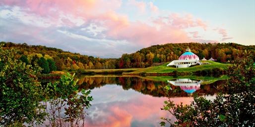 $169 -- Virginia: 2-Night Weekend Yoga Retreat, 40% Off