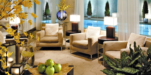 Ritz-Carlton: Luxe Spa Day w/Massage or Facial, Save 40%