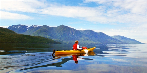 $698 -- 4-Day Orca-Watching Kayak Adventure, Reg. $1183