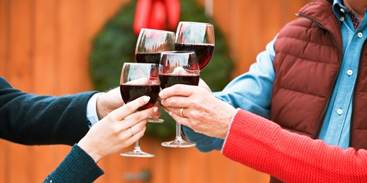 $59 -- Healdsburg Holiday Wine & Food Walking Tour, Reg. $89
