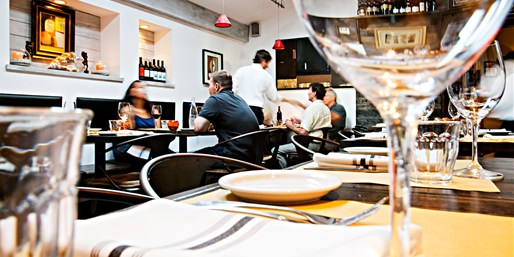 $60 -- 'Excellent' Italian Dinner for 2 at Locanda Positano