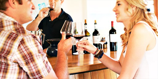 $89 -- Wine-Making for 2: Tasting, 6 Bottles & Custom Label