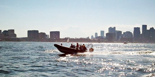 $39 -- High-Speed Boat Tour on Boston Harbor, Reg. $85