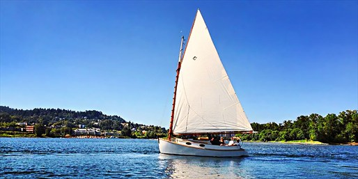 $59 -- Willamette River: 90-Minute Sailing Trip for 2