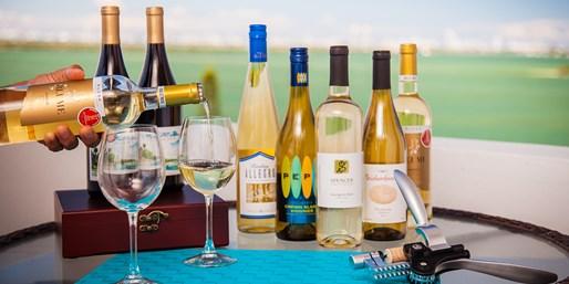 $59 -- Six Award-Winning Wines w/Free Shipping, 70% Off