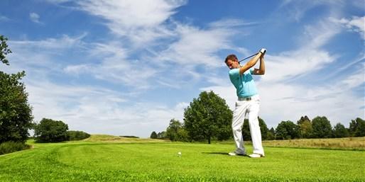 $59 -- Mission Hills Golf: Round for 2 w/Lunch, Reg. $118
