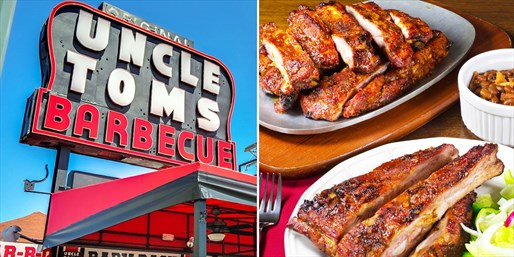 $20 -- Uncle Tom's: Half Off Barbecue at 'Miami Staple'