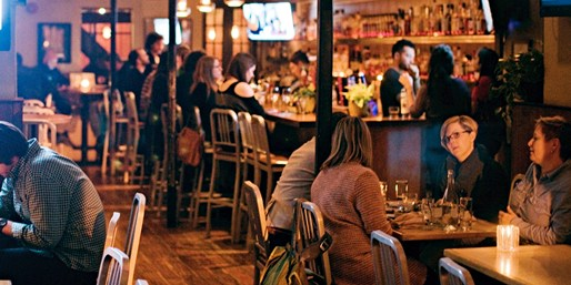 Save 50% at Washington Post Pick Bourbon: Flights or Drinks
