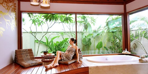 $89 -- Bali: Luxe 150-Min Spa Pkg w/Massage & Scrub, 44% Off