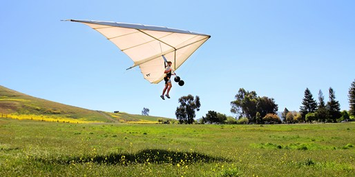 $99 & up -- Hang-Gliding Lesson or Tandem Ride