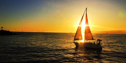 $199  -- BYOB Sailboat Cruise for up to 4, Reg. $450