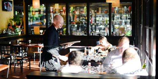 $63 -- Unlimited Steakhouse Dinner & Wine for 2, Reg. $82