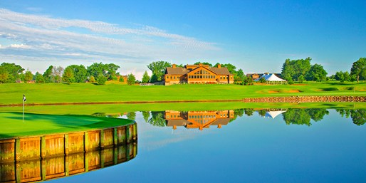 $109 -- 'Remarkable' Golf at Castle Course: Round for 2