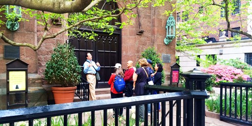 $15 -- Walk About New York: Guided Tour, Half Off