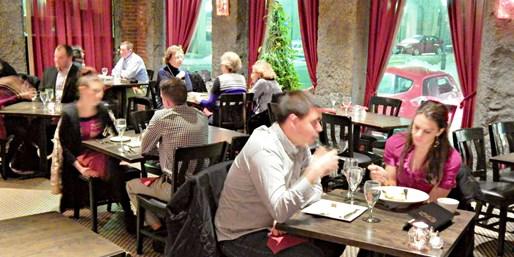 $49 -- Boston Globe-Praised Dinner w/Drinks for 2, Reg. $92