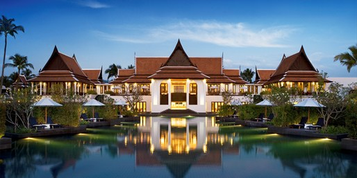 $319 -- 3-Night JW Marriott Thai Beach Escape w/Spa, 50% Off