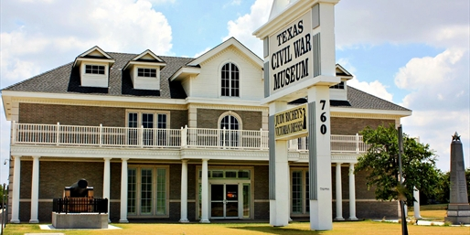 $6 -- Texas Civil War Museum: Half Off 2 Adult Tickets