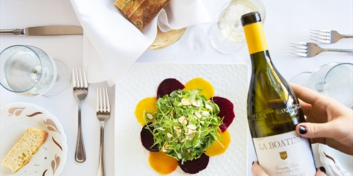 $29 & up -- Mountain View: Italian-French Dining for 2