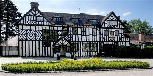 £69 & up -- Hertfordshire: Laura Ashley Manor Stay, 59% Off