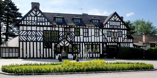 £69 & up -- Hertfordshire: Laura Ashley Manor Stay, 59% Off