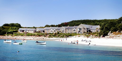 £149 -- Isles of Scilly 2-Night Break in Brand-New Hotel