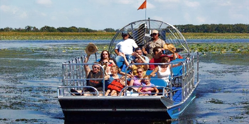 $30 -- Top-Rated Everglades Wildlife Airboat Tour, Save 50%