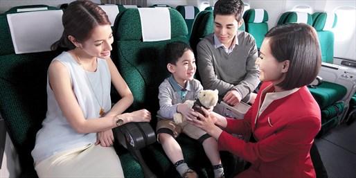 ¥2,470起 -- 国泰及港龙航空往返昆士兰布里斯班及凯恩斯特价机票 省两千