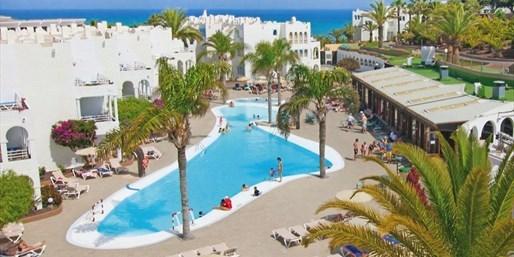 ab 423 € -- Sonnenwoche auf Fuerteventura im 4*-Club, -200 €