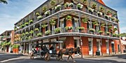 $15 -- Top-Rated New Orleans Walking Tour for 2, Half Off