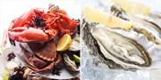 ¥298 -- 奢华海味 惊艳味蕾 上海四季酒店全新单人自助海鲜晚餐 含进口生蚝海鲜