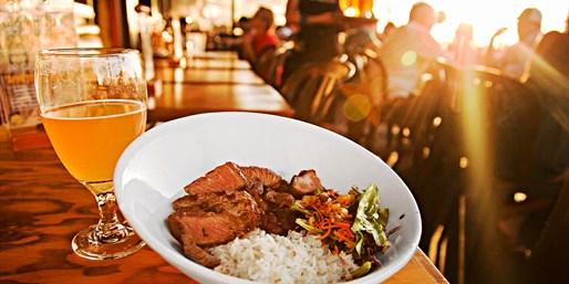 $35 -- Brazilian BBQ Dinner & Drinks for 2, Reg. $60